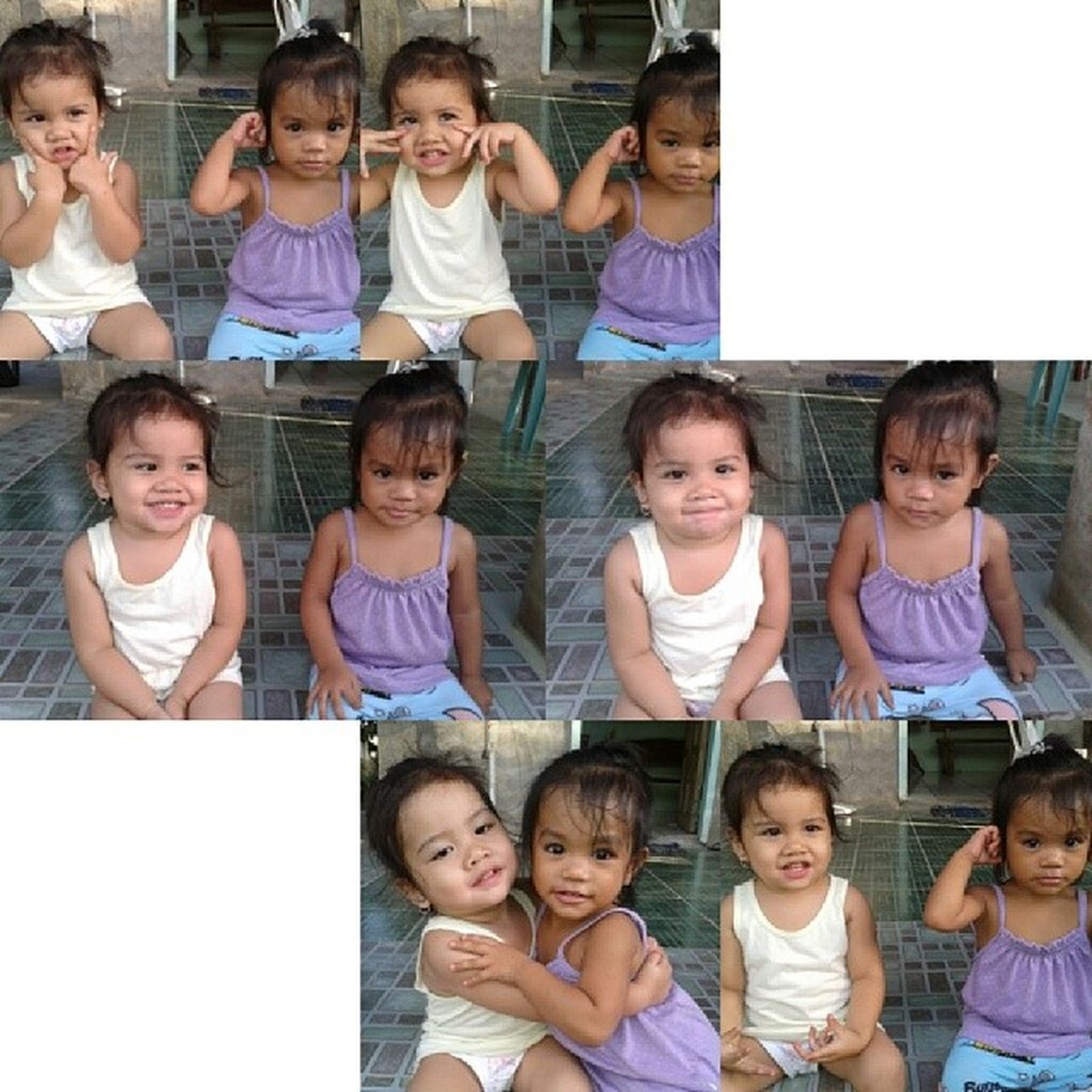 zac and Lexi :D Cute Littlegirls Ad0rabLe Fun happytime pLaytime guimaras ph