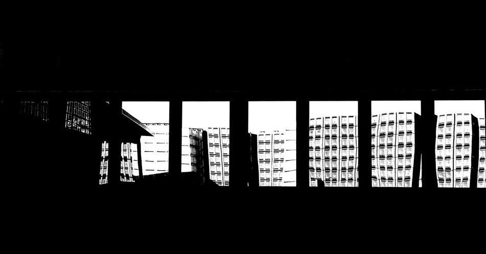 Window Built Structure No People Architecture Silhouette PointofViews Building Exterior Architecture Factory Building Blackandwhite Photography Minimal Minimalism Reflections In The Glass Windows Reflection Photography Landscape_Collection Landscape_photography Landscape_captures Landscape Reflecting In Mirror Landscape Reflection