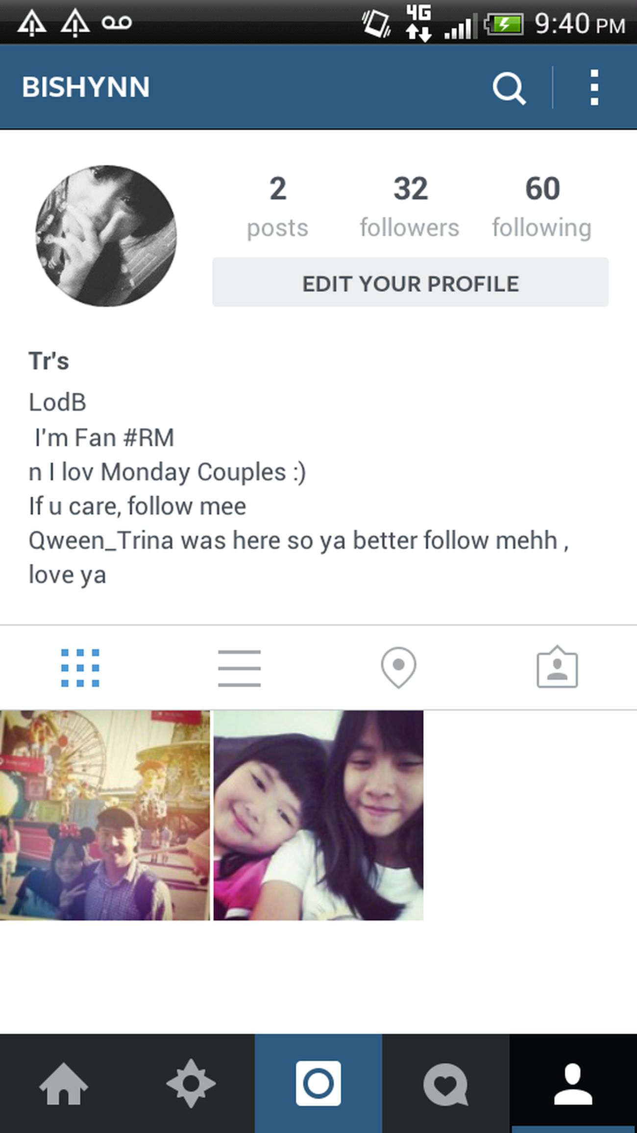 I'm playing Instargram follow me Plz Plz Follow Me Ill Follow Back.love yhh