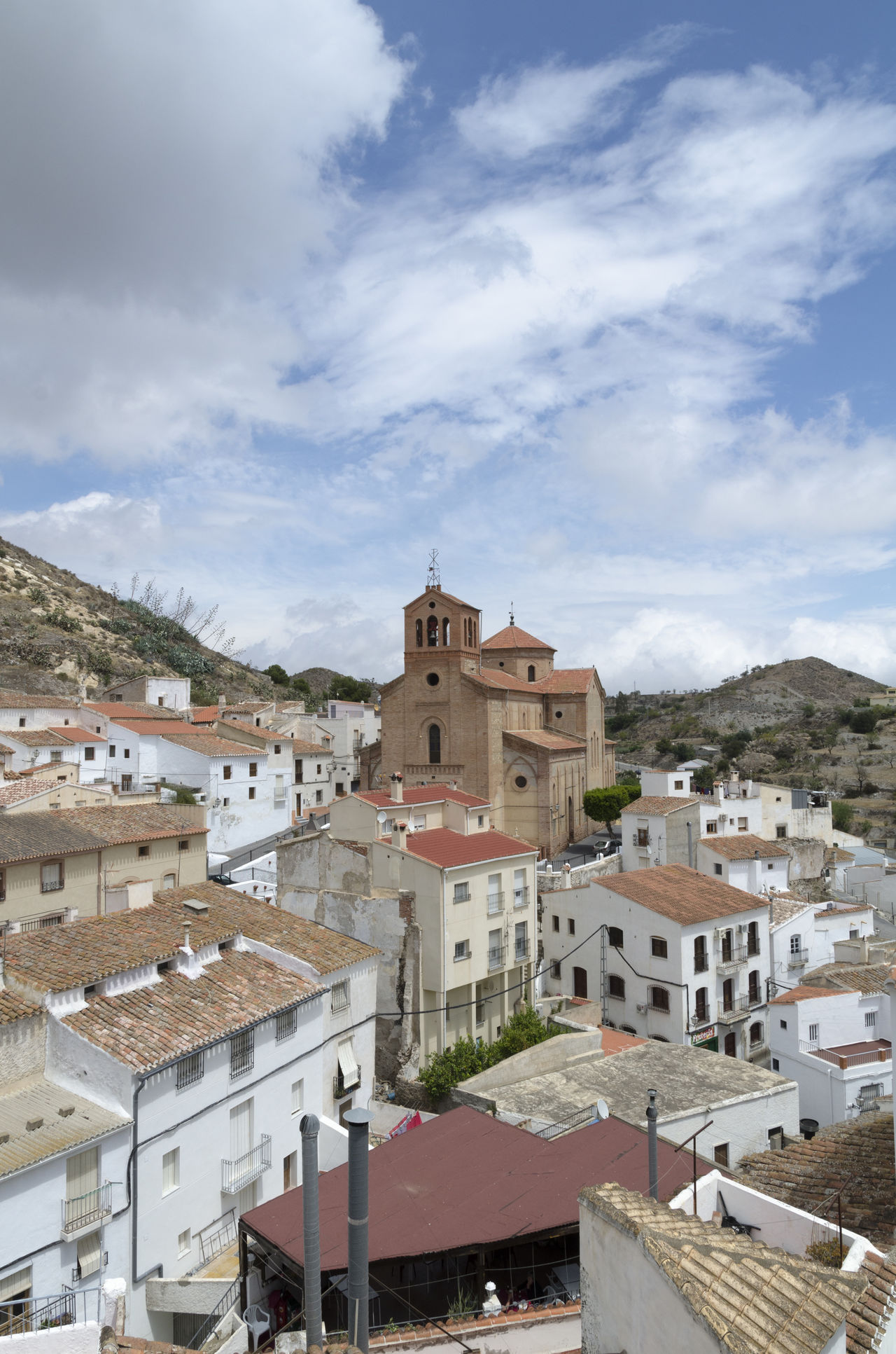 Lubrín , Almería Pueblos De España
