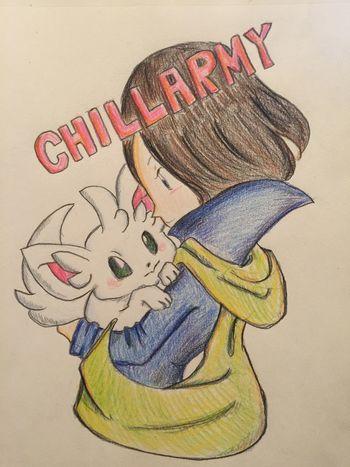 ポケモン Pokémon MyDrawing Drawing Painting Illustration Check This Out Hanging Out Taking Photos