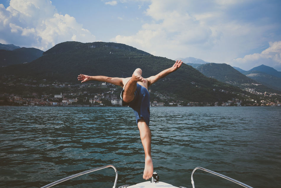 Beautiful stock photos of neujahr,  Adult,  Arms Outstretched,  Barefoot,  Carefree