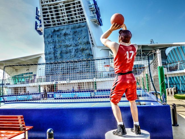 Streamzoofamily Adventure Of The Seas Sports