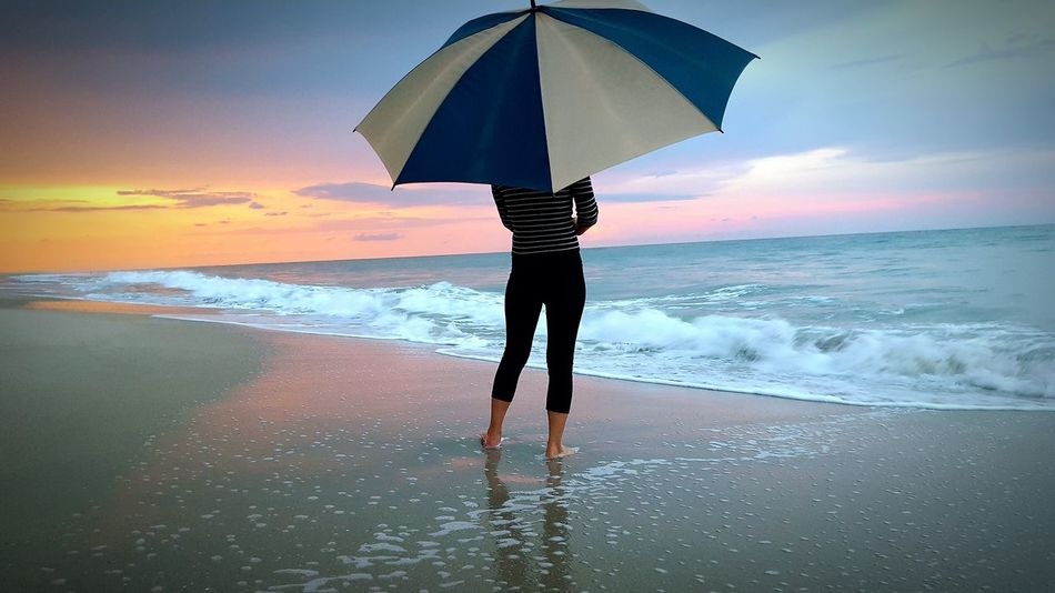 Sea And Sky Who Cares . Not Me ! Just Breath Bikkini Bottom Hit The Beach Beautiful Coffee Time Sandy Beaches Lets Get Lost Find Your Way Seaside Sandy Bottoms Life Is A Beach Daydreaming Ocean View Colorful Nature Let It Rain! Take A Stroll Before Sunset~ Playing In The Rain