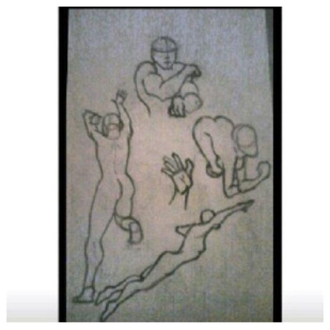 Art Sketch Old Pic  Myartbook