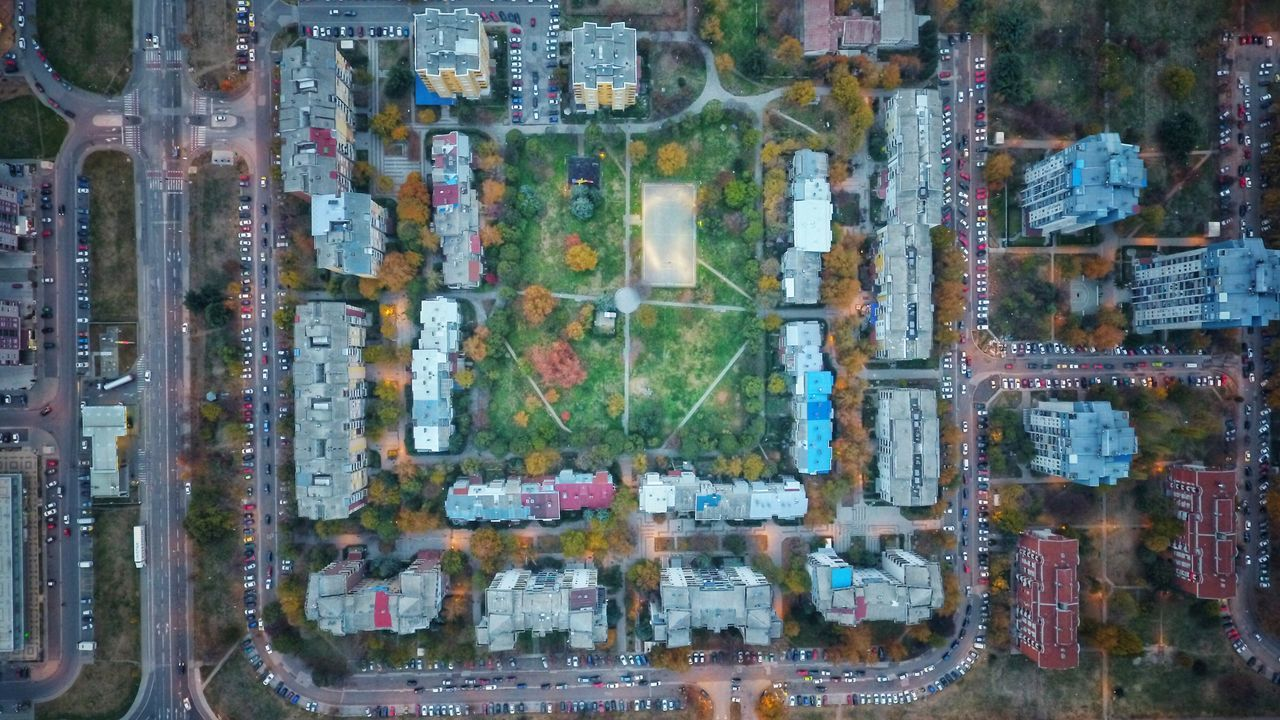 EyEmPaid Paidpromote Skopje Skopje Macedonia Dronephotography Perspectives On Nature