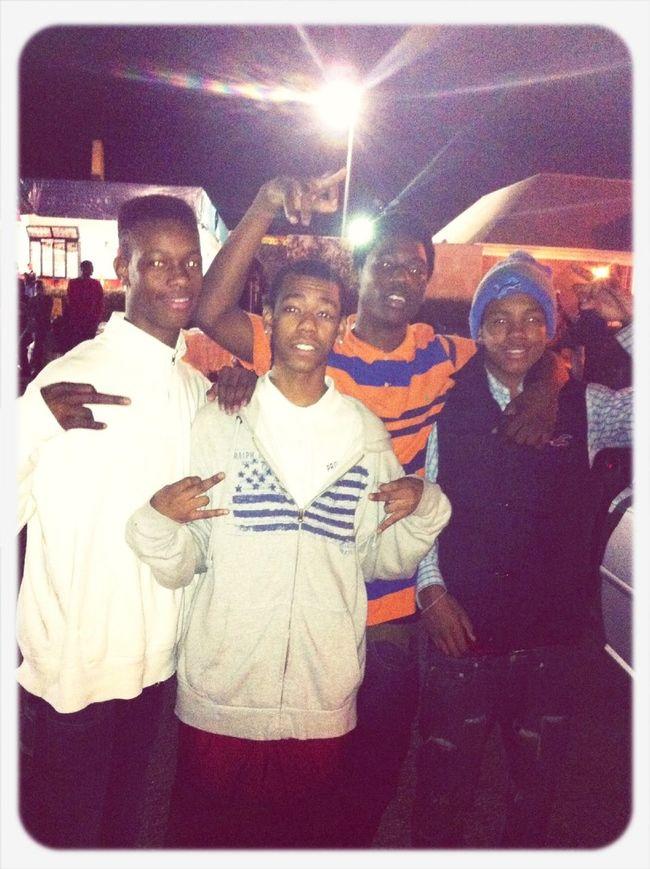 Meeee & My Niggahs !
