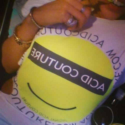 Glücks-shirt 1 Acidcouture Jetclub Smile Neonyellownails Doc Keepsgettinbetter Almostpainfree 😍