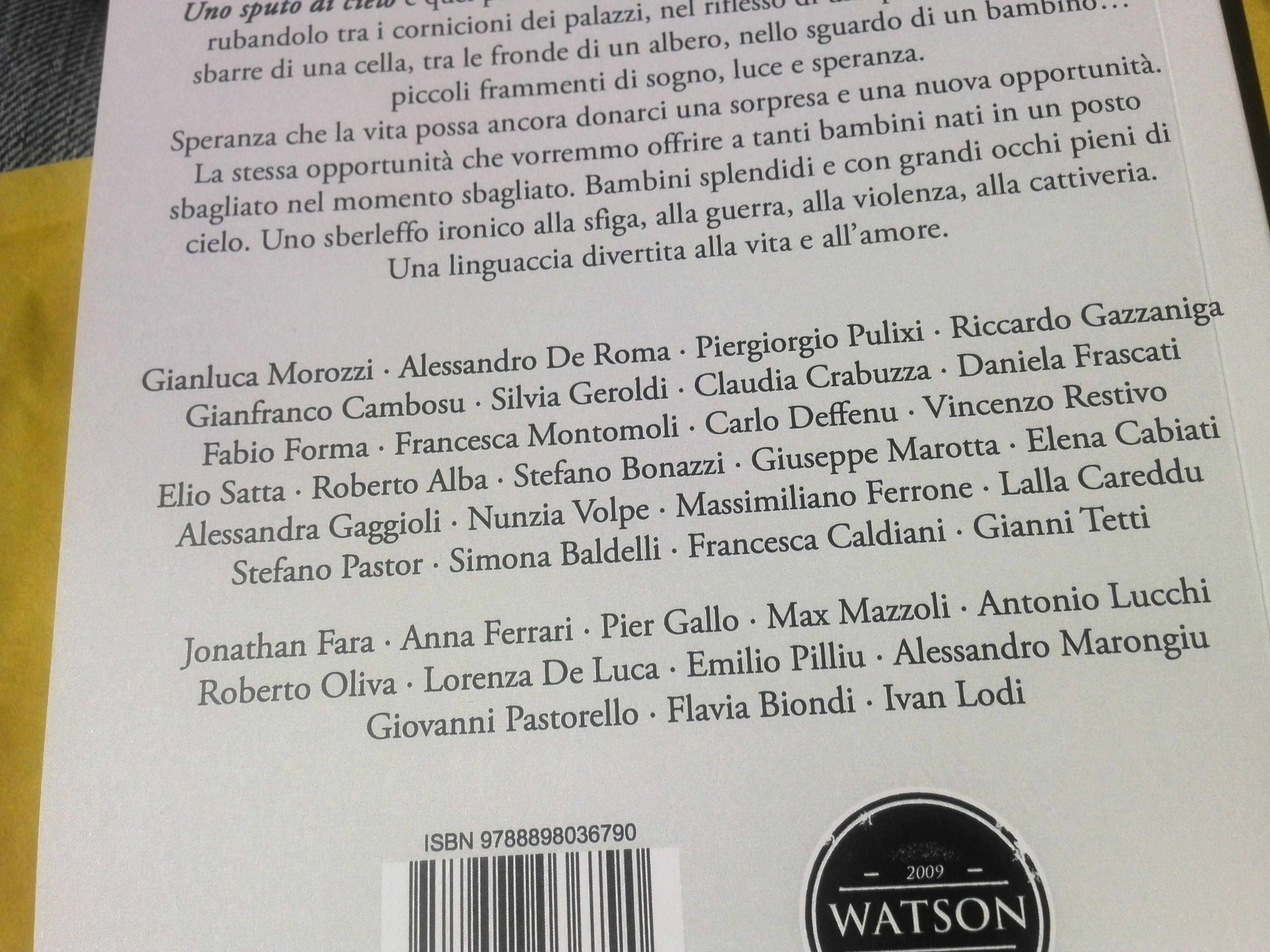 Watson Watson Edizioni Robertooliva Il Mio Paese Non Esiste Silvia Geroldi Toirano Carlo Deffenu Fotografia Fotoavilo