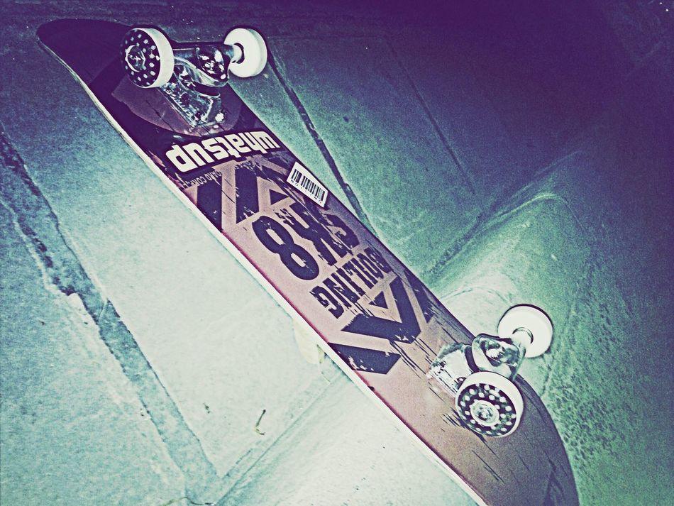 Skate Skaterboarding Skater Enjoying Life