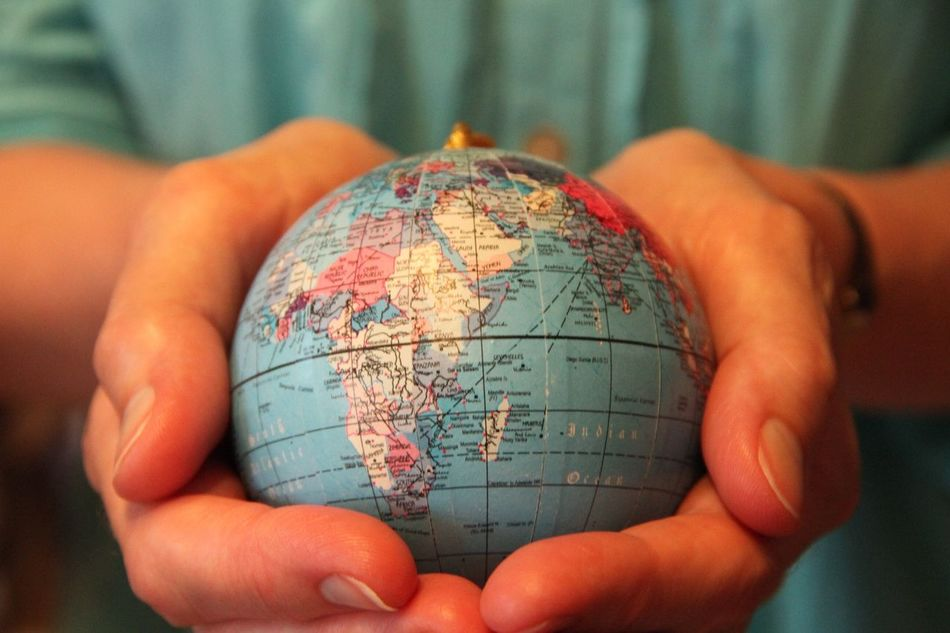 Beautiful stock photos of globe of earth, Care, Day, Focus On Foreground, Front View