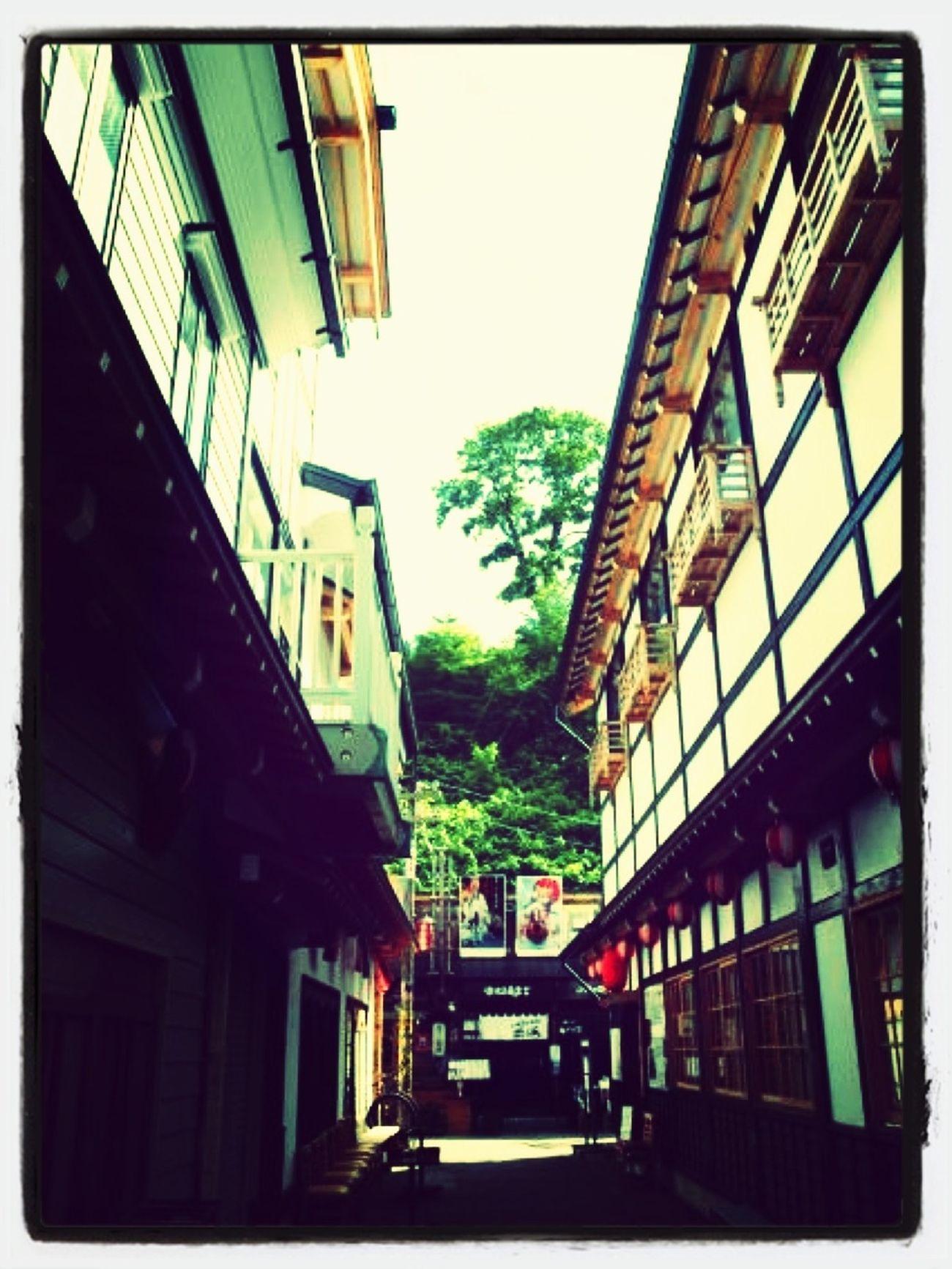 いつか来た街 Taking Photos On The Road Japan