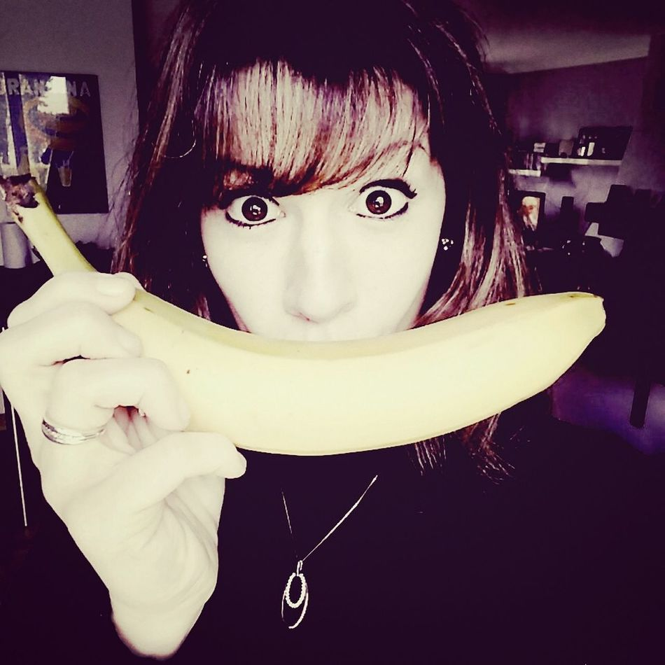 Avoir la banane 🍌 Banana Banane Humour Du Jour LOL Expression OpenEdit Yellow Fruit Fun From My Point Of View Delire Humour