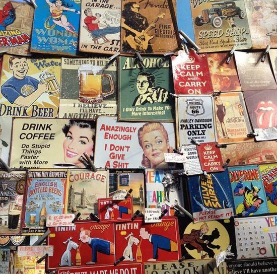 Portabellomarket Portabello Oldsigns Classic