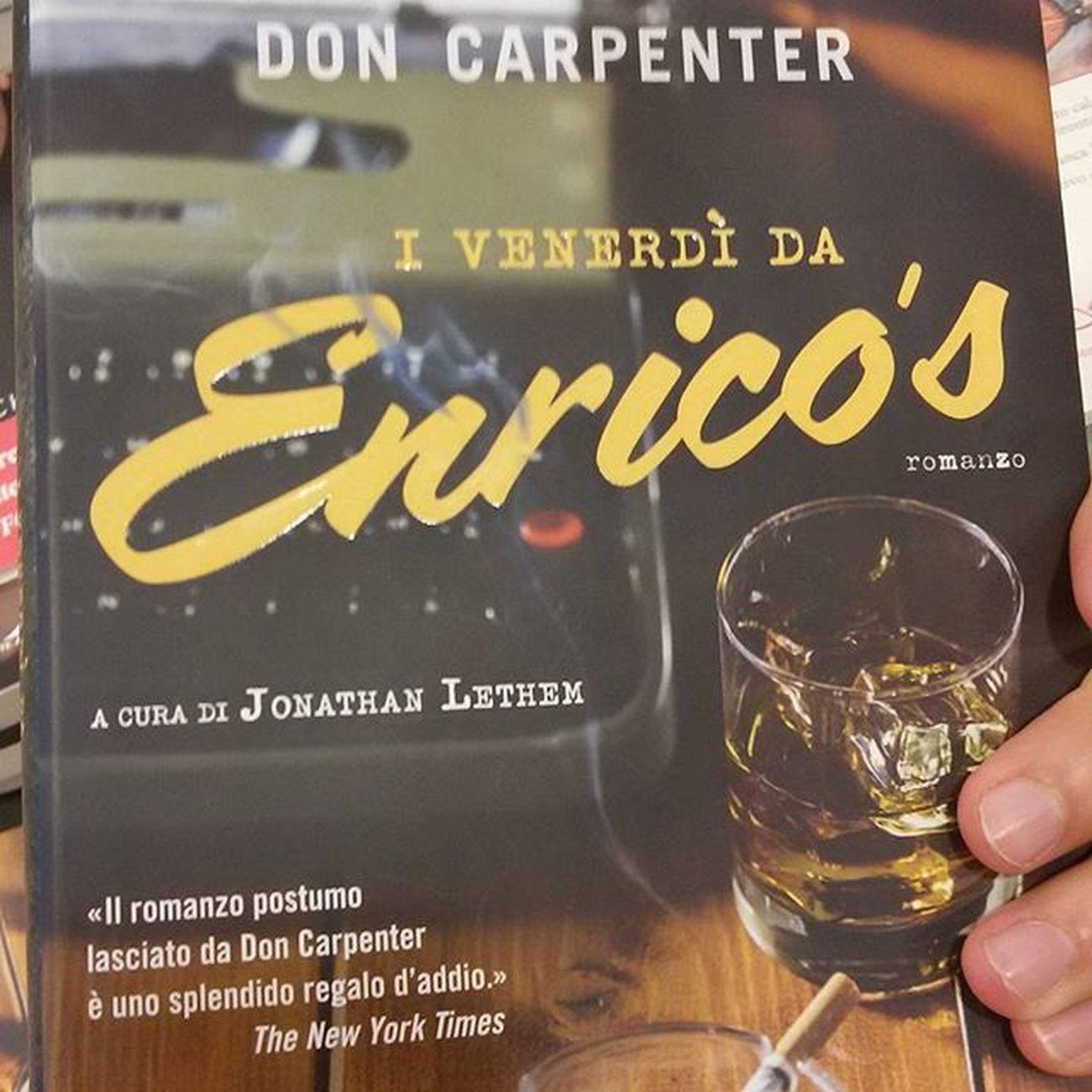 Books Stateofmind Doncarpenter Enricos Romanzo Feltrinelli