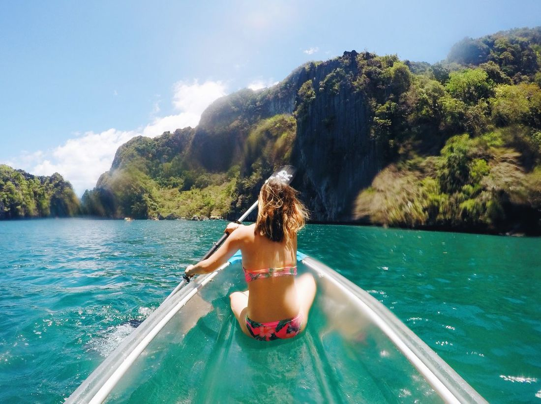 One with Nature in El Nido Philippines Life Is Beautiful // The Great Outdoors - 2017 EyeEm Awards Water