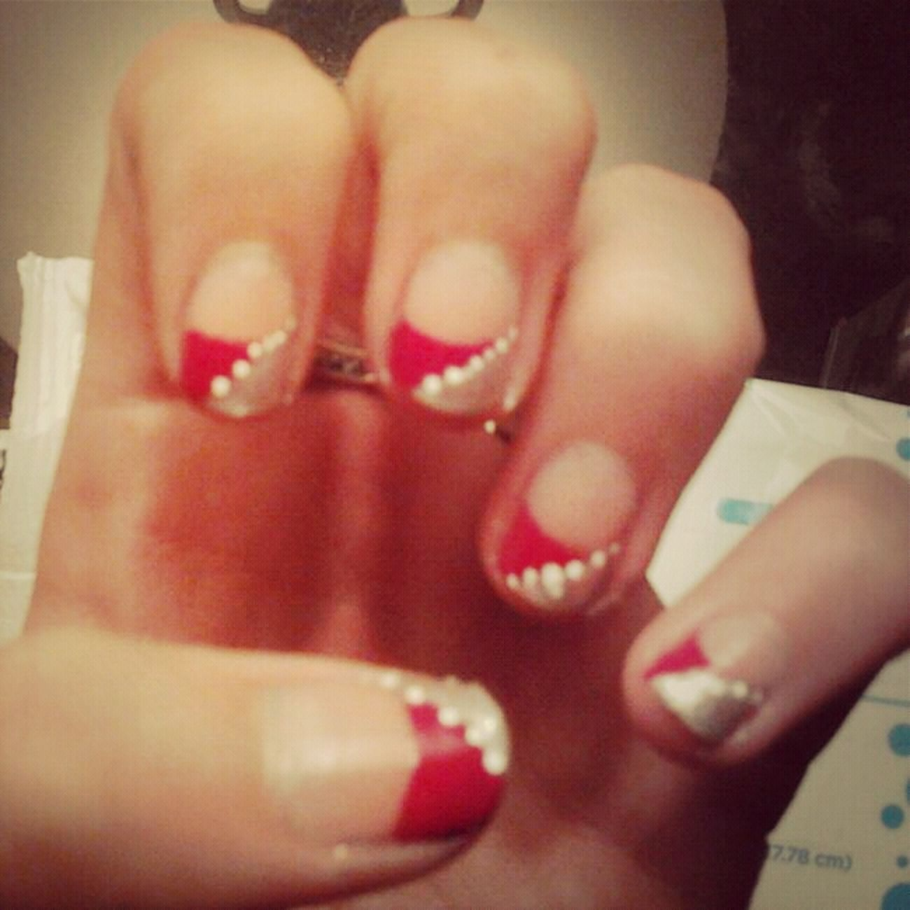 Did My Nails.what Do You Think?