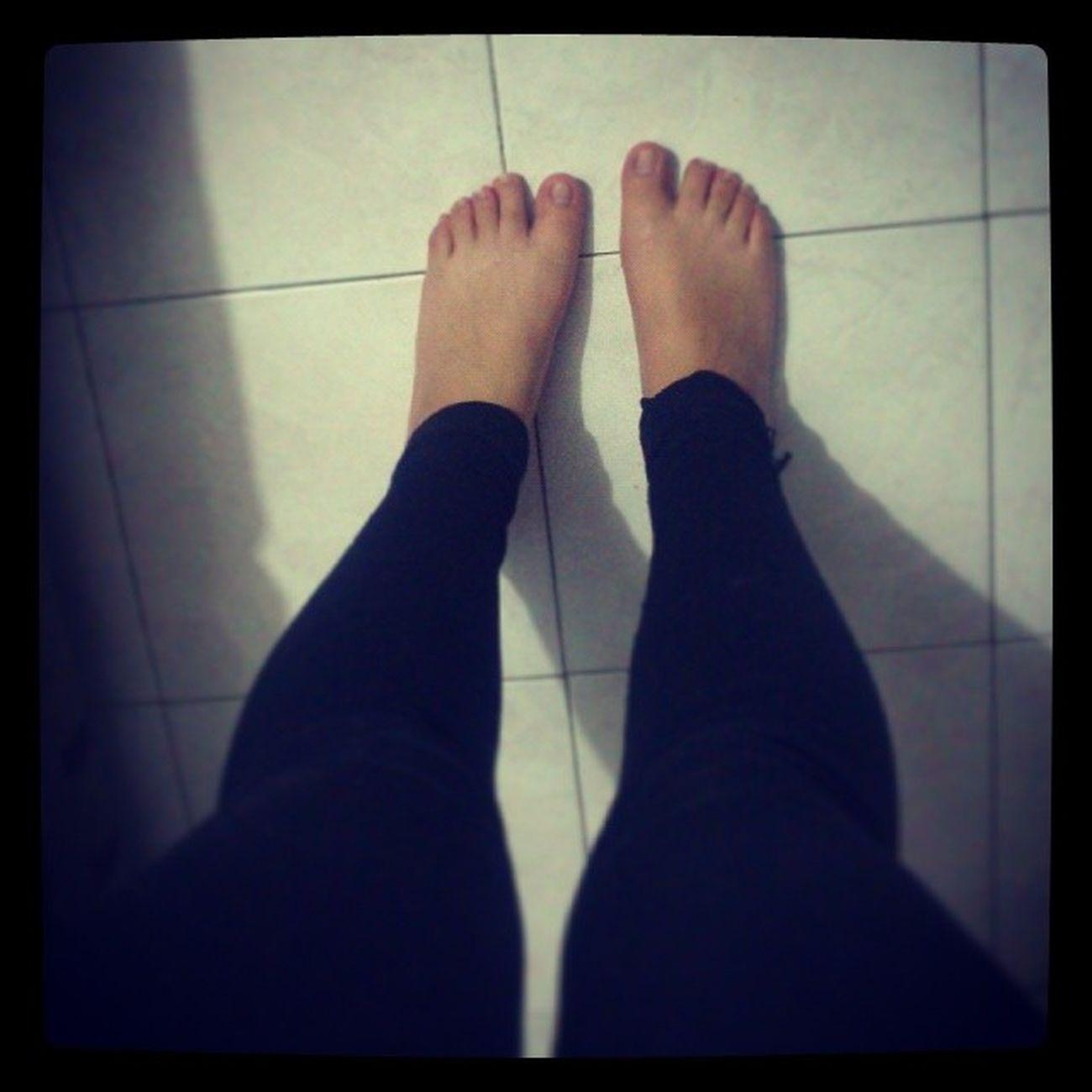 Nada mejor q andar descalza... :3 100happydays Day5 Barefoottime