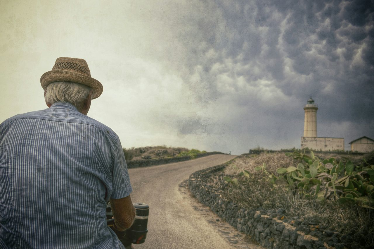 Beautiful stock photos of senior, Architecture, Building Exterior, Cloud, Country Road