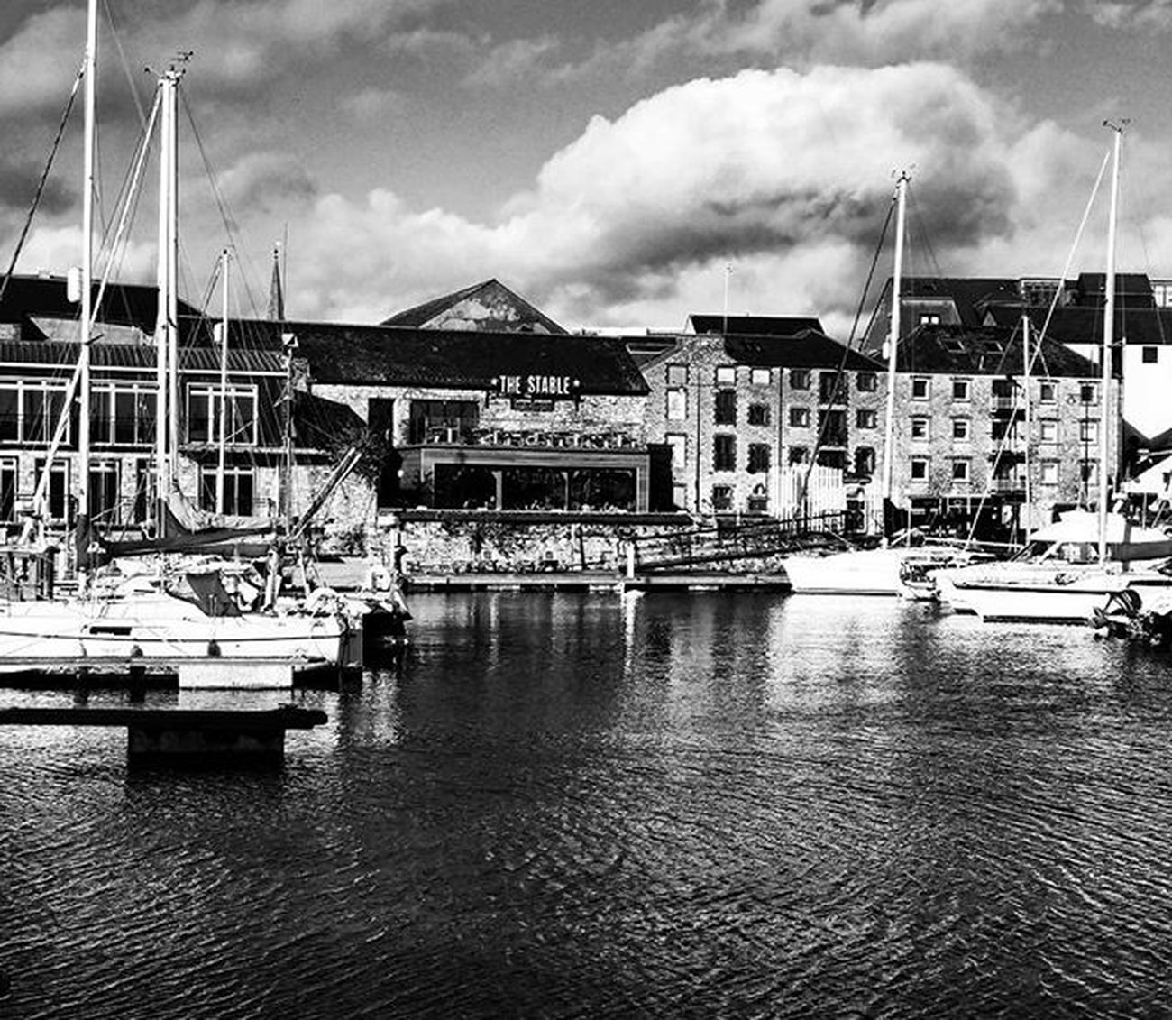 Thestable Suttonharbour Plymouth Britainsoceancity @stablepizza