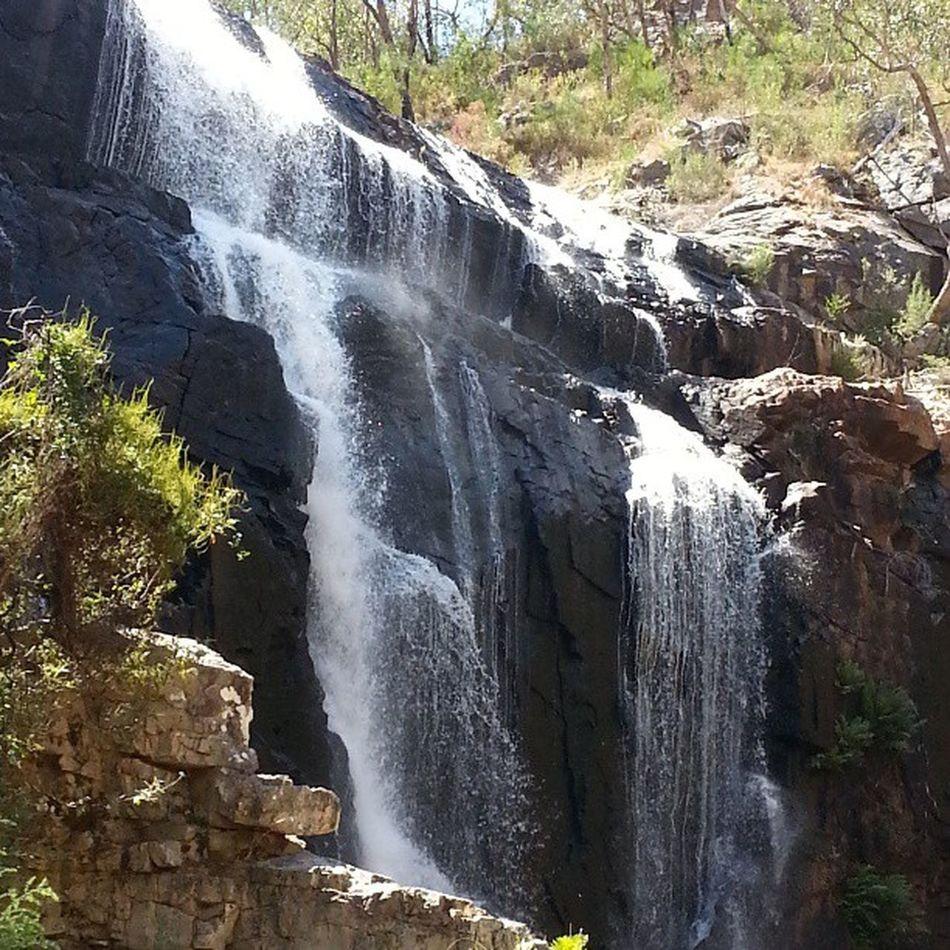 Mackenziefalls Hallsgap Grampians Beautiful outdoorGodsbeautifulcreationpictureperfectwaterfall