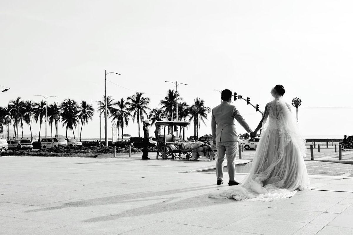 For better or for worst till death do us part EyeEmBestPics The Week On Eyem Eyeem Philippines EyeEm Best Shots Worldwide Photowalk 2015 Streetphotography Street Photography Weddings Around The World