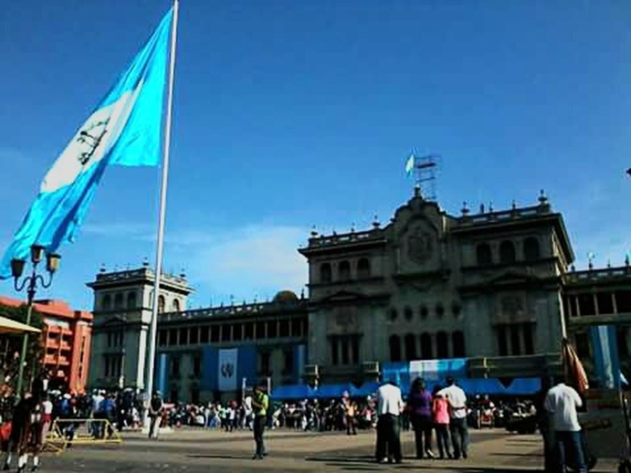 Indenpendent Indenpendenceday Guatemala City Central Park Palace Of Culture Architecture Tourism Built Structure Tourist Travel Destinations Famous Place Lifestyles Monument History September 2015 Day15 Desfile Militar Amazing View Amazing Place Amazing Architecture
