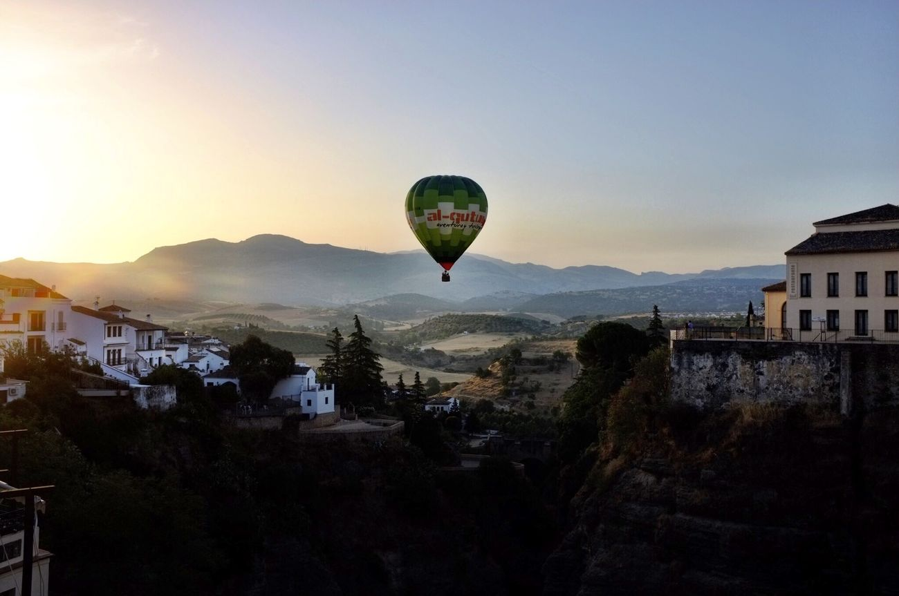 Dawn Ronda Andalucía Andalusia Ballooning Hot Air Balloon Hot Air Balloons Dawn Dawn Of A New Day The Golden Hour Beautiful Beautiful Day Spain♥ Travel Photography Costa Del Sol Eyem Gallery I LOVE PHOTOGRAPHY Eye4photography  Eyemphotography