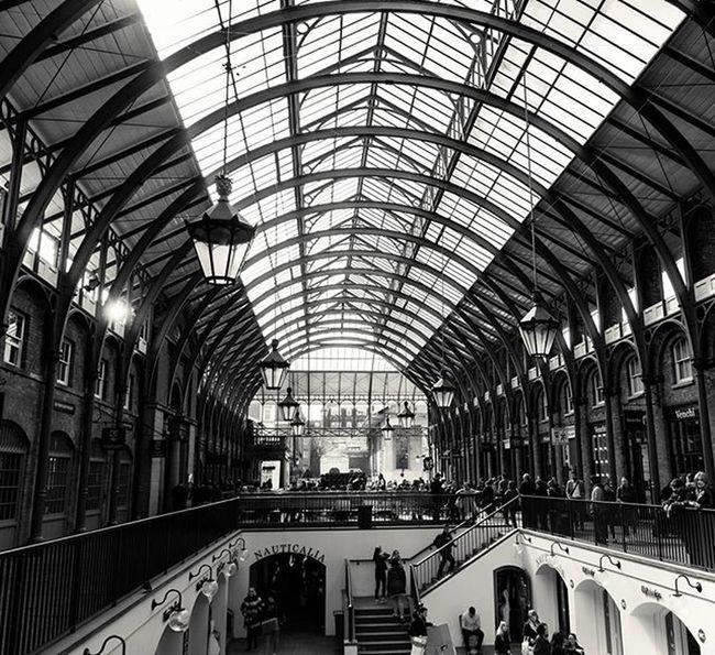 Covent Garden Market Coventgardenmarket London Uk Blackandwhitephoto Lightroom Sonyrx100iv City Travelgram Photos