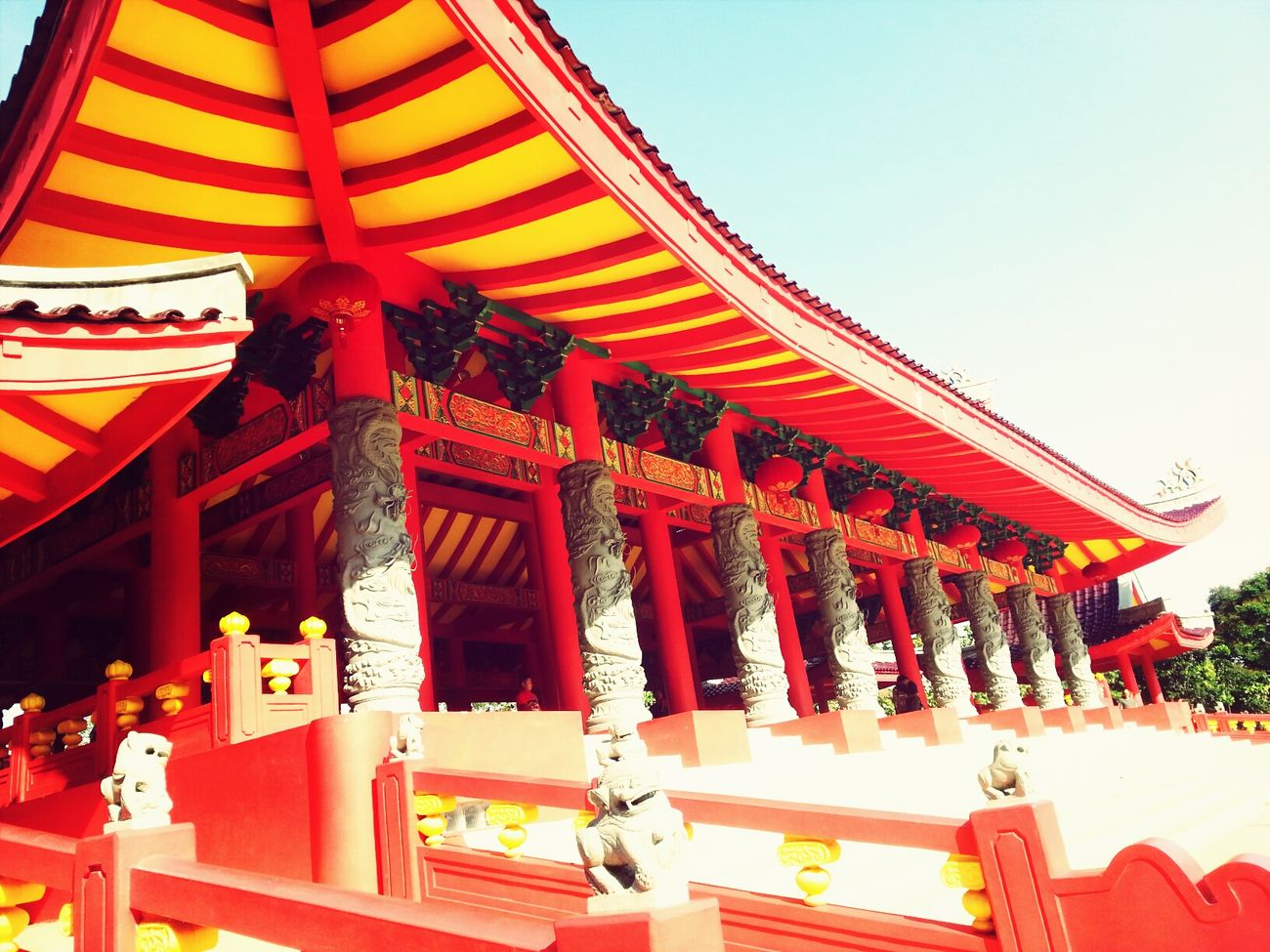 Temple Sam Poo Kong