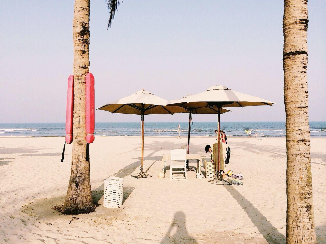Beautiful stock photos of sunny, Beach, Beach Umbrella, Canopy, Chair