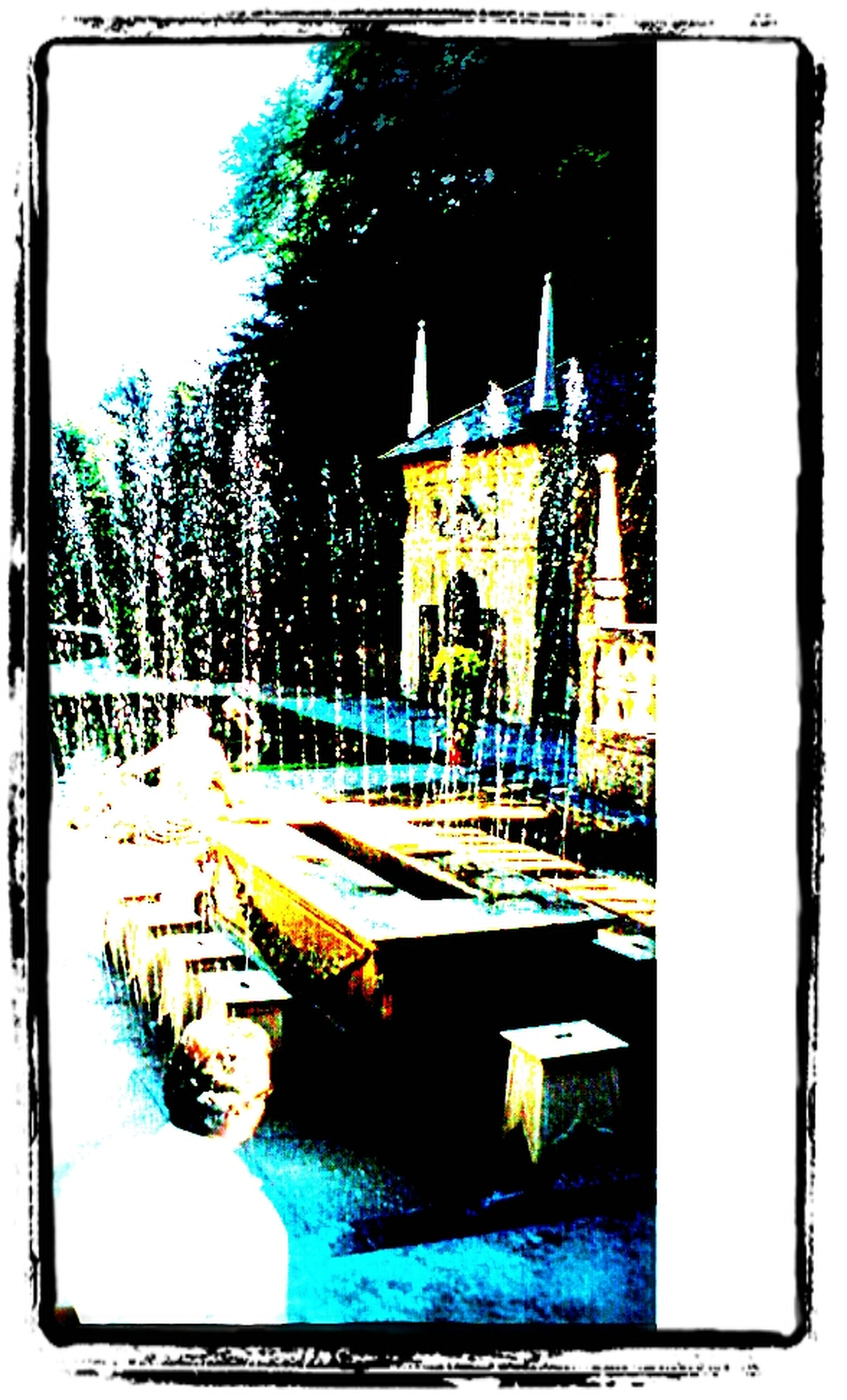 Schloss Hellbrunn Hanging Out Hello World Relaxing