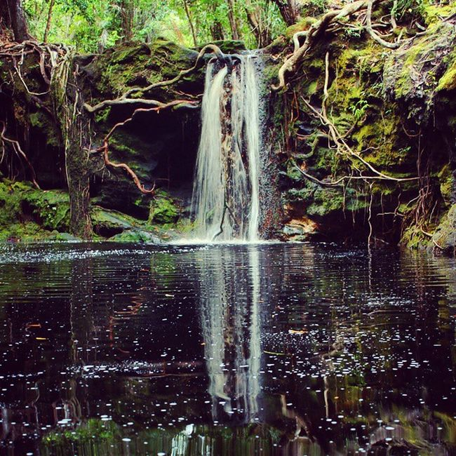 This is keraya waterfall (pankalanbun), what do you think ? You wanna see it ?? Pankalanbun Borneo Instatravel Instakalimantan