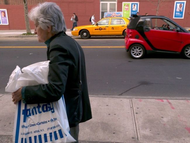 The Human Condition is finding retirement and aspirations in a plastic bag Wearegrryo NEMstreet