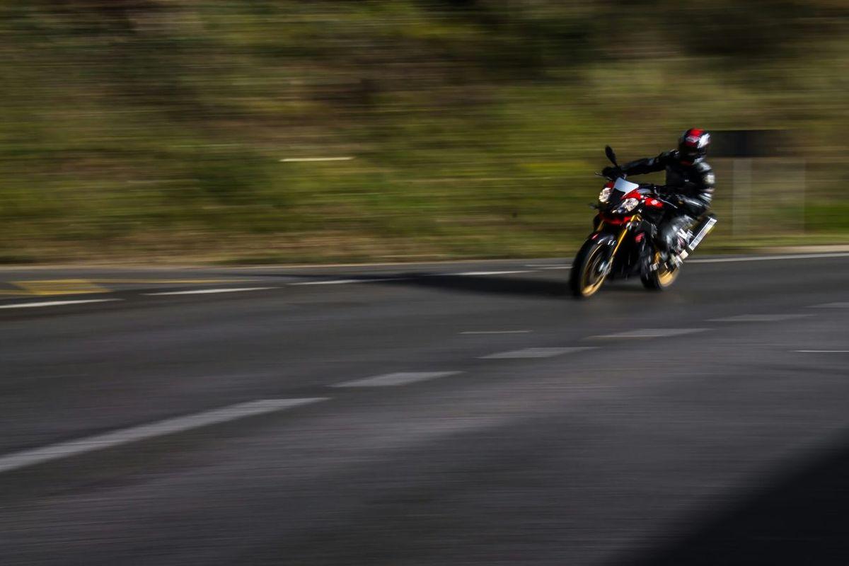 Barrido Aprilia Tuono. Speedway Motorcycles Aprilia Asturias
