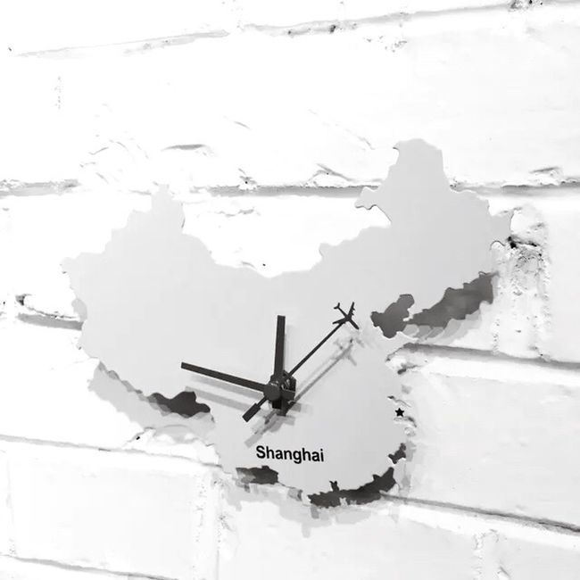 map clock ! That's Me Hello World Relaxing Enjoying Life