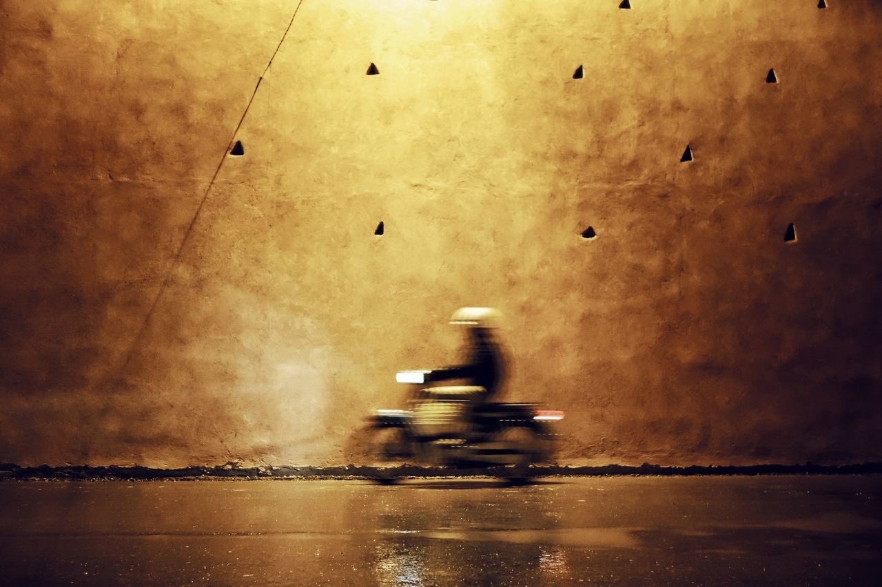 Transportation Outdoors Medina Marrakesh Marrakech Morocco Morocco_travel Morocco Street Streetphotography Land Vehicle Built Structure Architecture Silhoutte Photography Buildingstyles Day Night Motorcycle M