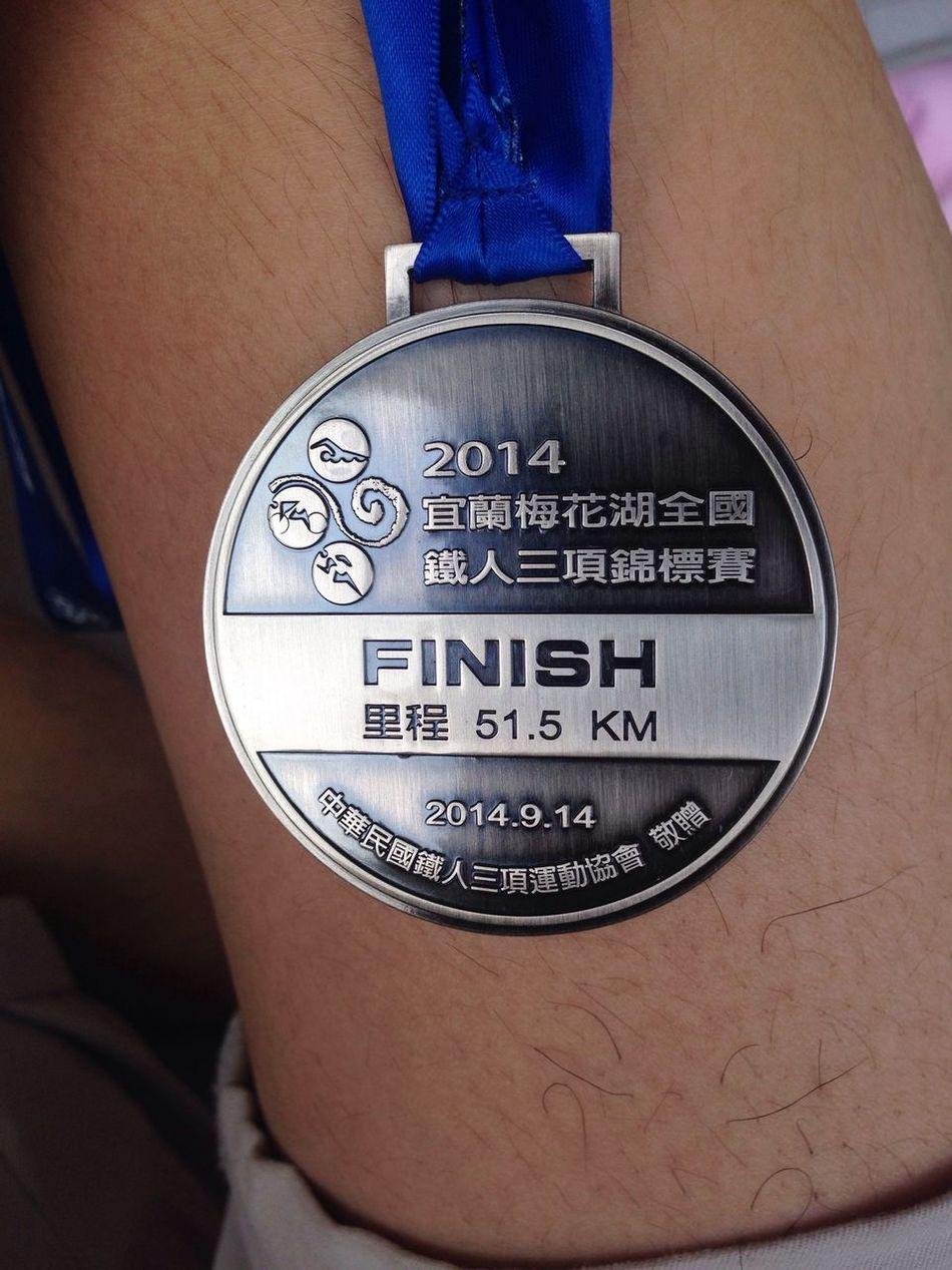 Frist time Triathlon