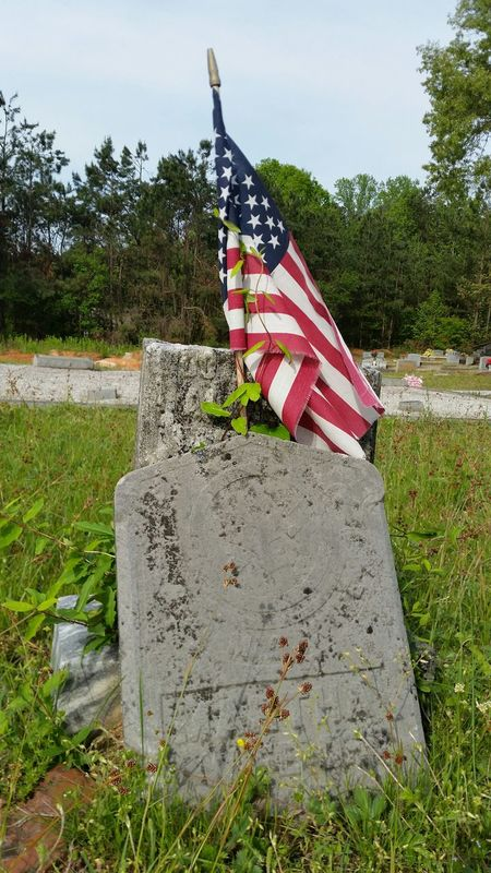 Faded memories. Gravestone Memories History US Flag Grave Yard The Past Service Taking Photos Check This Out EyeEm Gallery