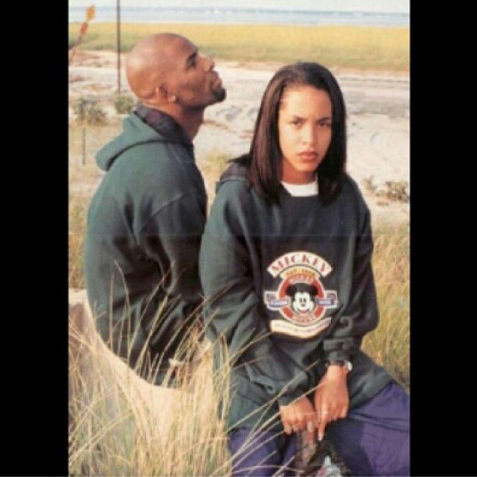 R .Kelly Aaliyah AgeAintNothingButANumber