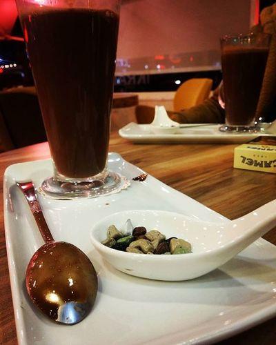 ✌✌ Sıcak çikolata 😚 GT Takip