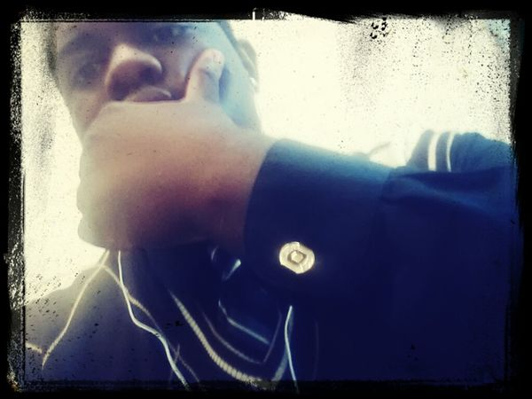 Chilling In Class