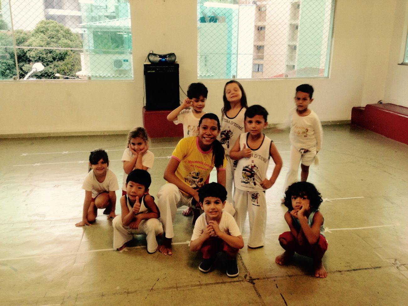 Capoeira 👍✌👌