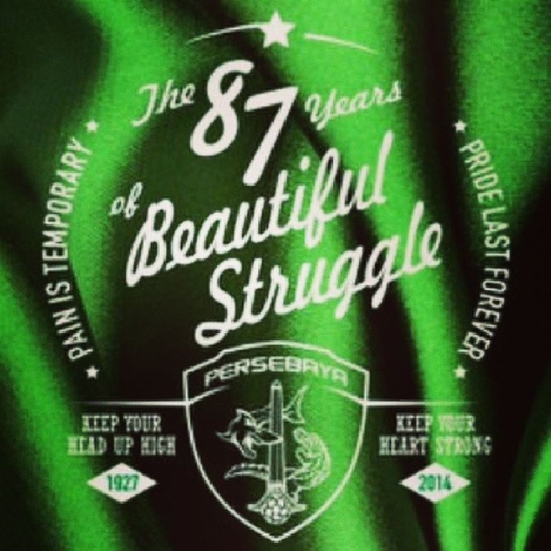 HBD @persebaya1927 your never walk alone, beautiful strunggle StillProud HoldTogether 87 SavePersebaya1927