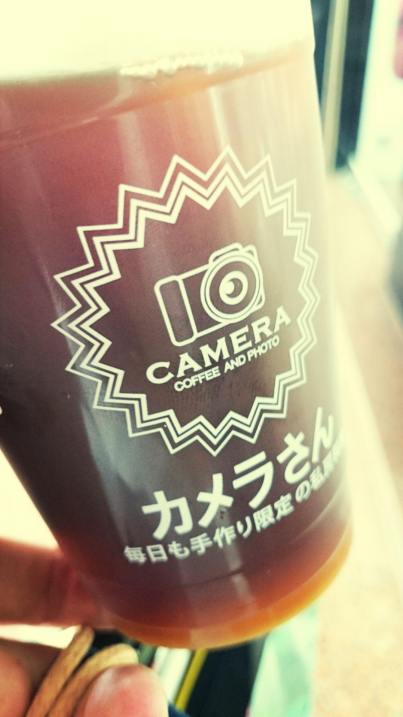 カメラさん is 誰 Coffee