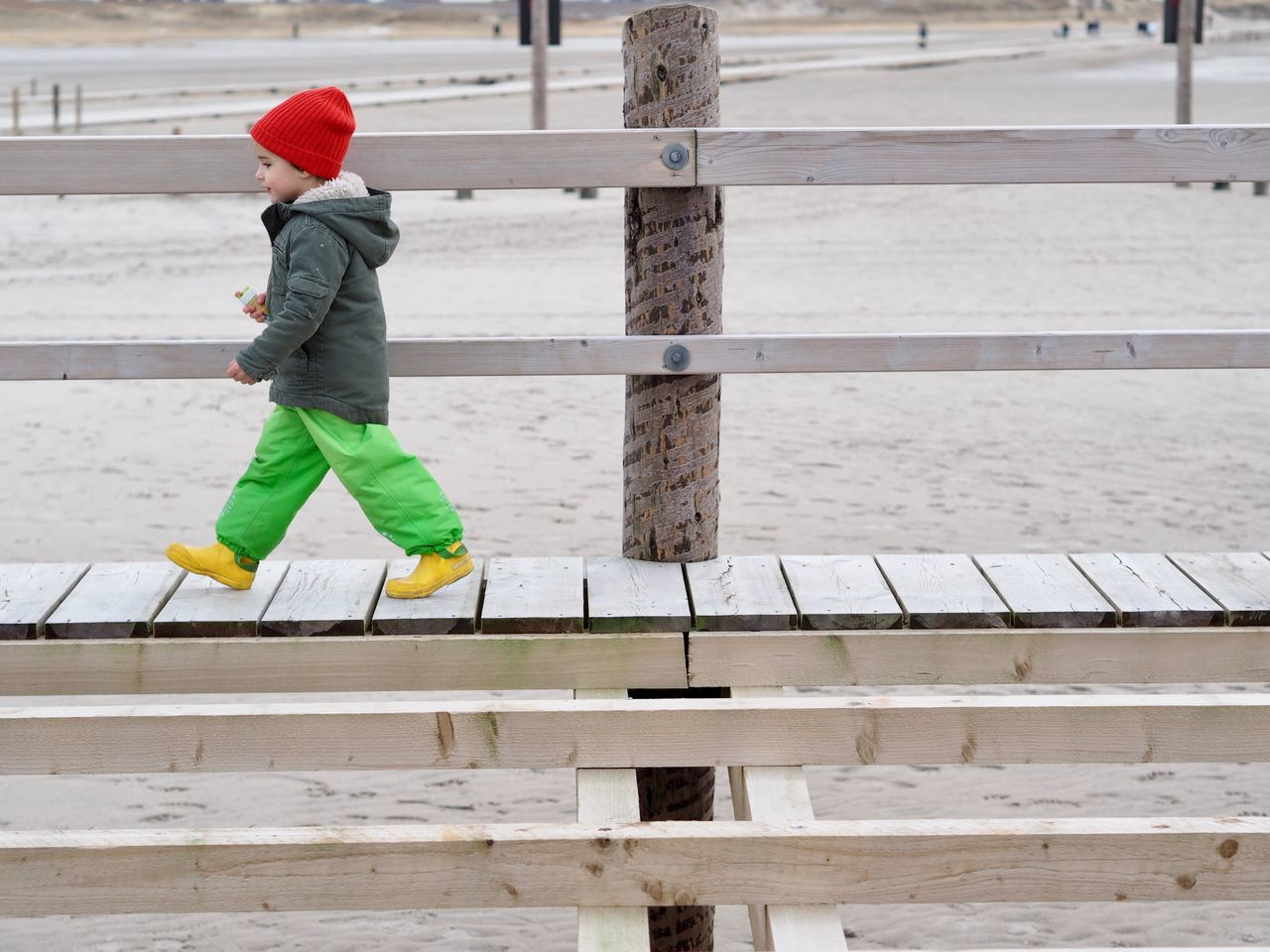 Boy Child Childhood Children Only Colorful Day One Person Outdoors People Walking Around Water