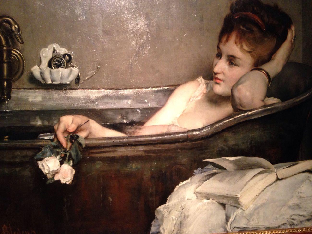 Mostra del museo d'orsay