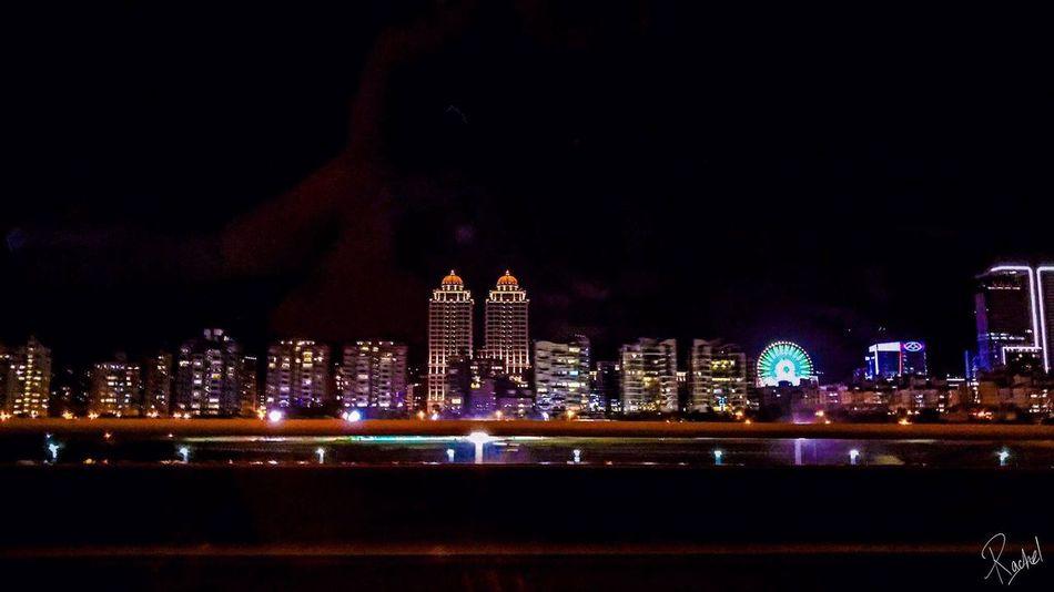 Night Night Lights Taiwan IPhone7Plus View City