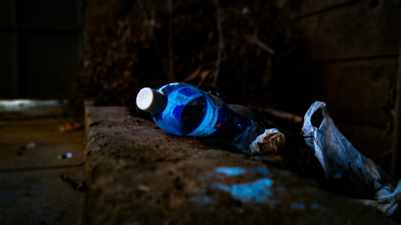 Outdoors Bottle No People Trash Environmental Conservation Environmental Issues Environmental Damage Environmental Awareness Envision The Future Environment Environmental Protection