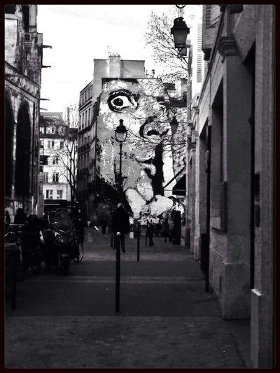 Streetphotography Streetart Blackandwhite